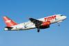 TAM Brasil (TAM Linhas Aereas) Airbus A319-132 PR-MZA (msn 976) (Orgulho de Ser Brasileira - Cirque du Soleil) SDU (Bernardo Andrade). Image: 909131.