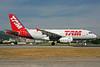 TAM Brasil (TAM Linhas Aereas) Airbus A319-132 PR-MBV (msn 3595) SDU (Christian Volpati). Image: 906061.