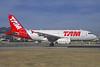 TAM Brasil (TAM Linhas Aereas) Airbus A319-132 PR-MAN (msn 1831) SDU (Christian Volpati). Image: 907731.