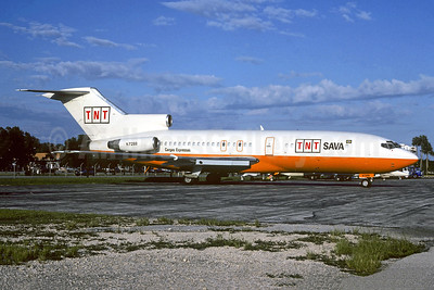 Ex-Braniff, delivered on July 10, 1989