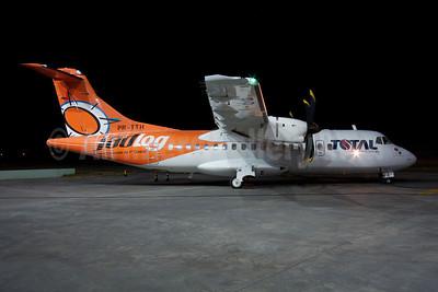 TOTAL Linhas Aereas-jadLog ATR 42-500 (F) PR-TTH (msn 506) QDV (Marcelo F. De Biasi). Image: 906772.