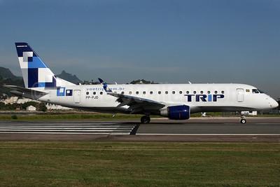 TRIP Linhas Aereas Embraer ERJ 170-200LR (ERJ 175) PP-PJD (msn 17000017) SDU (AirSpeed). Image: 904567.
