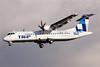 TRIP Linhas Aereas ATR 72-212A (ATR 72-500) F-WWEW (PP-PTU) (msn 891) TLS (Guillaume Besnard). Image: 904250.