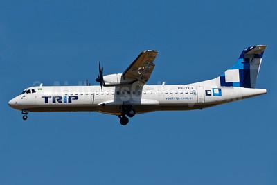 TRIP Linhas Aereas ATR 72-202 PR-TKJ (msn 352) VCP (Rodrigo Cozzato). Image: 909705.