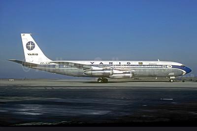 VARIG (1st) Boeing 707-379C PP-VJK (msn 19822) ORY (Christian Volpati). Image: 937815.