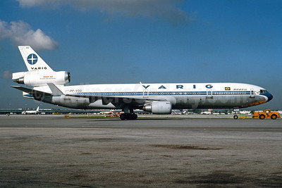 VARIG (1st) McDonnell Douglas MD-11 PP-VOQ (msn 48435) MIA (Bruce Drum). Image: 102970.