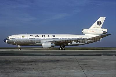VARIG (1st) McDonnell Douglas DC-10-30 PP-VMV (msn 47843) CDG (Christian Volpati). Image: 931875.