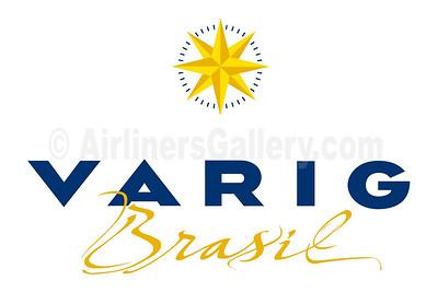 1. VARIG Brasil (1st) logo