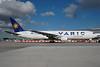 VARIG Charter (1st)-euroAtlantic Airways Boeing 767-3Y0 ER PP-VTE (msn 26208) MIA (Bruce Drum). Image: 100617.