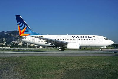 VARIG (2nd) (VRG Linhas Aereas) Boeing 737-76N PR-VBQ (msn 30135) SDU (Christian Volpati). Image: 941219.