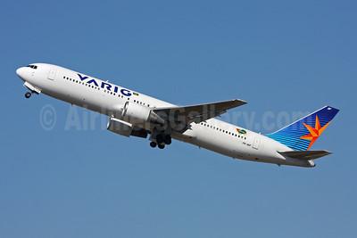 VARIG (2nd) (VRG Linhas Aereas) Boeing 767-38E ER PR-VAF (msn 25132) GRU (Marcelo F. De Biasi). Image: 900192.
