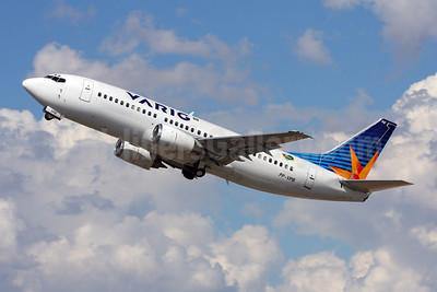 VARIG (2nd) (VRG Linhas Aereas) Boeing 737-341 PP-VPB (msn 26856) CGH (Marcelo F. De Biasi). Image: 900190.
