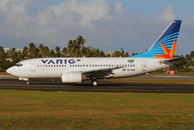 VARIG (2nd) (VRG Linhas Aereas) Boeing 737-76N PR-VBQ (msn 30135) SSA (Marcelo F. De Biasi). Image: 907736.