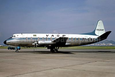 VASP Vickers Viscount 827 PP-SRC (msn 397) SDU (Christian Volpati). Image: 900437.