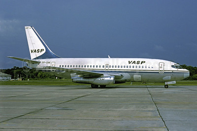 VASP Boeing 737-2L9 PP-SNK (msn 21686) GIG (Jacques Guillem Collection). Image: 939128.