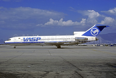 VASP Boeing 727-2A1 PP-SNJ (msn 21601) SDU (Christian Volpati Collection). Image: 945230.