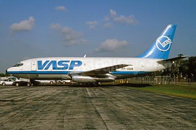 VASP Boeing 737-2A1 PP-SMB (msn 20093) MIA (Bruce Drum). Image: 104182.