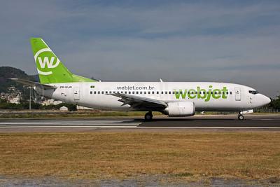 Webjet Linhas Aereas Boeing 737-36Q PR-WJN (msn 29327) SDU (Christian Volpati). Image: 906597.