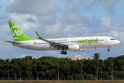 Webjet Linhas Aereas Boeing 737-8EH WL PR-GTU (msn 34269) SSA (Marcelo F. De Biasi). Image: 907737.