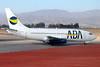 ADA (Aerodesierto Airlines) Boeing 737-2Q3 CC-CVI (msn 22367) LSC (Alvaro Romero). Image: 927482.
