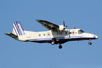 Aerocardal Dornier 228-202 CC-CWC (msn 8162) SCL (Alvaro Romero). Image: 901244.