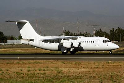 Aerovias DAP BAe 146-200 G-FLTD (msn E2042) SCL (Alvaro Romero). Image: 908590.