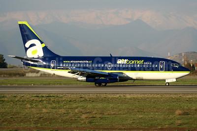 Aircomet Chile Boeing 737-2T7 CC-CJP (msn 22762) SCL (Alvaro Romero). Image: 934793.