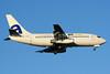 Aircomet Chile Boeing 737-236 CC-CZO (msn 22030) SCL (Alvaro Romero). Image: 934794.