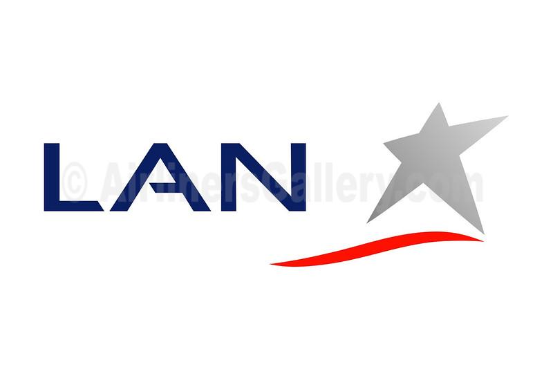 1. LAN Airlines (Chile) logo