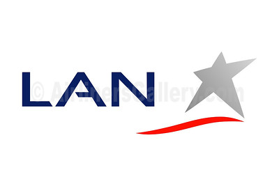 1. LAN Airlines (Chile) logo