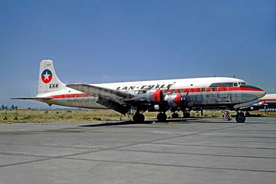 LAN-Chile Douglas DC-6B CC-CCF (msn 44692) ULC (Christian Volpati). Image: 948903