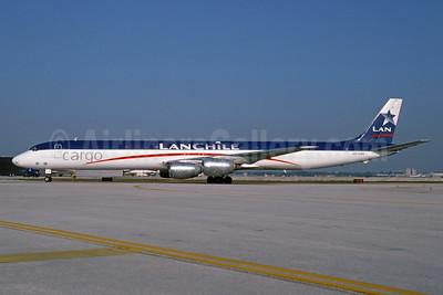 LAN Chile Cargo McDonnell Douglas DC-8-71 (F) CC-CDS (msn 45996) MIA (Bruce Drum). Image: 104241.