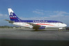 LAN Chile Boeing 737-2L9 CC-CEE (msn 22407) SCL (Christian Volpati). Image: 939635.