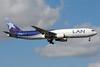 LAN Cargo (LAN Airlines Chile) Boeing 767-316F ER CC-CZZ (msn 25756) MIA (Bruce Drum). Image: 101205.