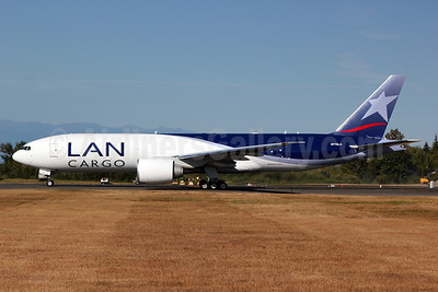 The last LATAM (LAN) Boeing 777F freighter to be phased out by the end of 2017