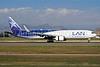 LAN Cargo (LAN Airlines Chile) Boeing 767-316F ER WL CC-CZZ (msn 25756) SCL (Alvaro Romero). Image: 904478.