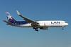 LAN Cargo (LAN Airlines Chile) Boeing 767-316F ER WL N418LA (msn 34246) MIA (Arnd Wolf). Image: 904479.