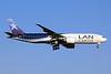 LAN Cargo (LAN Airlines Chile) Boeing 777-F6N N772LA (msn 37708) SCL (Alvaro Romero). Image: 905862.