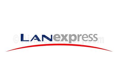 1. LAN Express logo