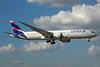 LATAM Airlines (Chile) Boeing 787-9 Dreamliner CC-BGC (msn 35321) MIA (Jay Selman). Image: 403508.