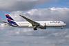 LATAM Airlines (Chile) Boeing 787-9 Dreamliner CC-BGD (msn 35322) MIA (Jay Selman). Image: 403514.