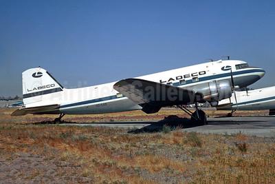 LADECO Airlines (Linea Aereas Del Cobre) Douglas C-47-DL (DC-3) CC-CAO (msn 4219) ULC (Christian Volpati). Image: 948904.