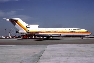LADECO Airlines (Linea Aereas Del Cobre) Boeing 727-116 CC-CAG (msn 19811) MIA (Bruce Drum). Image: 102769.