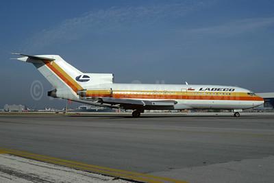 LADECO Airlines (Linea Aereas Del Cobre) Boeing 727-116 CC-CAG (msn 19811) MIA (Bruce Drum). Image: 927401.