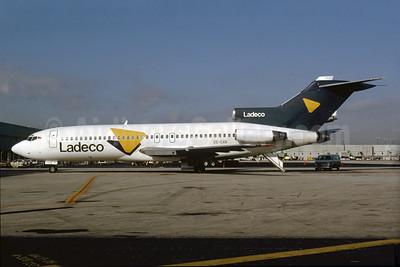 LADECO Airlines (Linea Aereas Del Cobre) Boeing 727-116 CC-CAG (msn 19811) MIA (Bruce Drum). Image: 927402.
