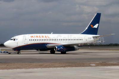 Mineral Airways Boeing 737-247 CC-AAG (msn 23608) SCL (Alvaro Romero). Image: 937199.