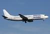 Principal (Aerolinea Principal de Chile)/Futura International Airways Boeing 737-4Y0 CC-CBD (msn 24494) PMI (Javier Rodriguez). Image: 900217.