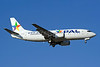 PAL Airlines Boeing 737-322 CC-ACE (msn 24669) SCL (Alvaro Romero). Image: 905181.
