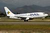PAL-Prinicipal Airlines Boeing 737-236 CC-CZO (msn 22030) SCL (Alvaro Romero). Image: 904236.