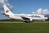 PAL-Principal Airlines Boeing 737-236 CC-CZO (msn 22030) FLN (AirSpeed). Image: 904830.
